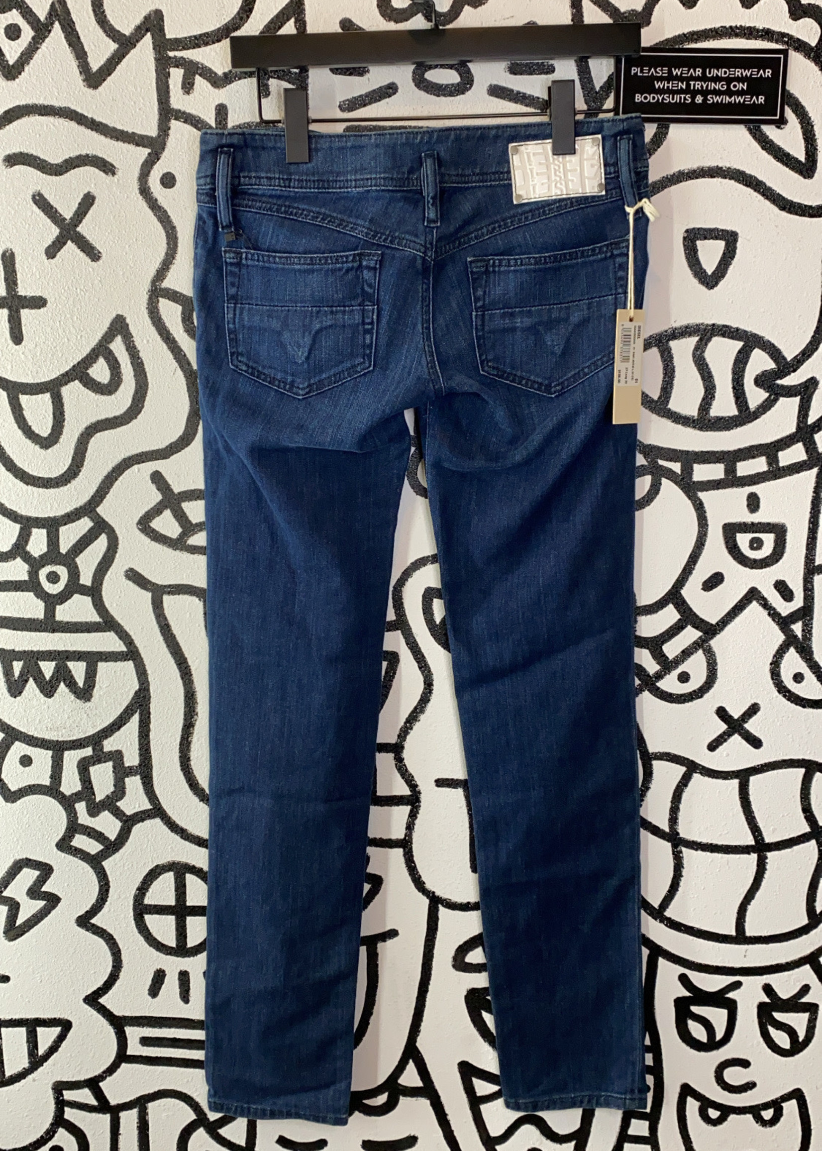 """NWT Diesel 'Matic' Stretch Jeans 27"""""""