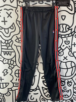 Fila X Urban Outfitters Black  Red Stripe Snap Pants M