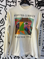 Vintage 1995 Houston Marathon Shirt M