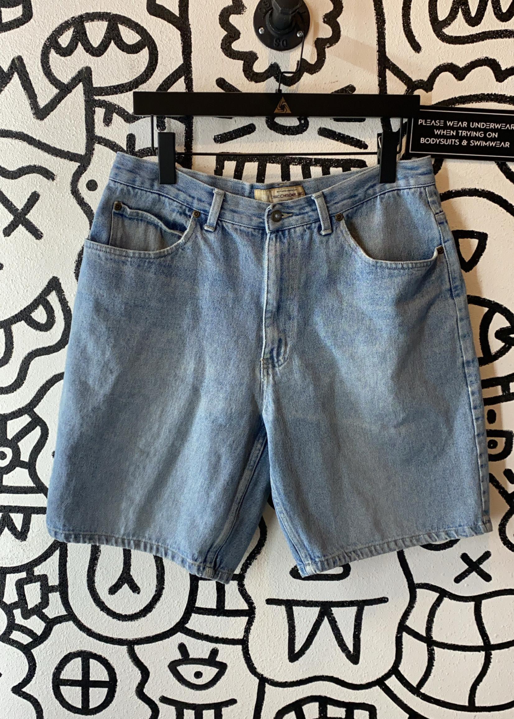 Cherokee mom Jean shorts 32