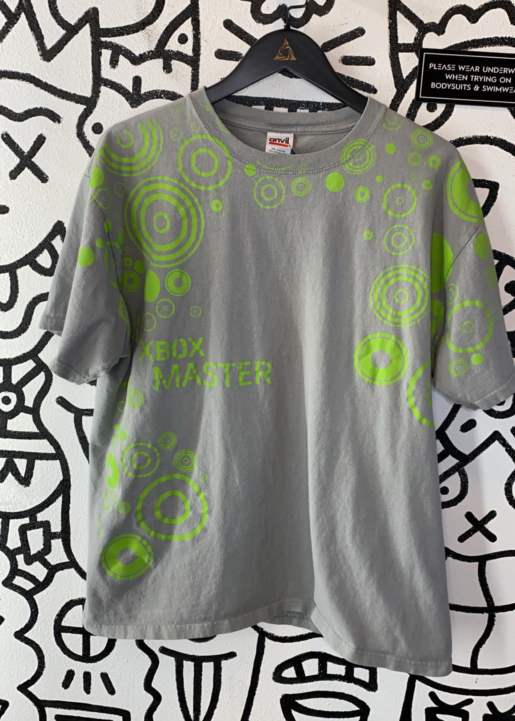 Vintage Grey XBOX Master Shirt XL