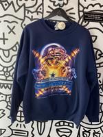 Vintage Navy Dallas Cowboys Sweater L