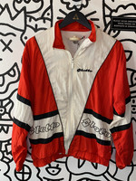 Vintage Lotto REd and White jacket S