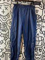 Vintage Nike Navy Blue Windbreaker Pants XL
