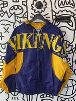 Vintage Vikings 1994 Windbreaker L