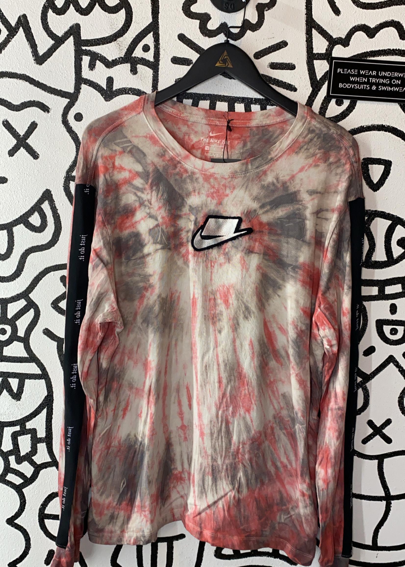 Nike No Logo Long Sleeve Shirt L