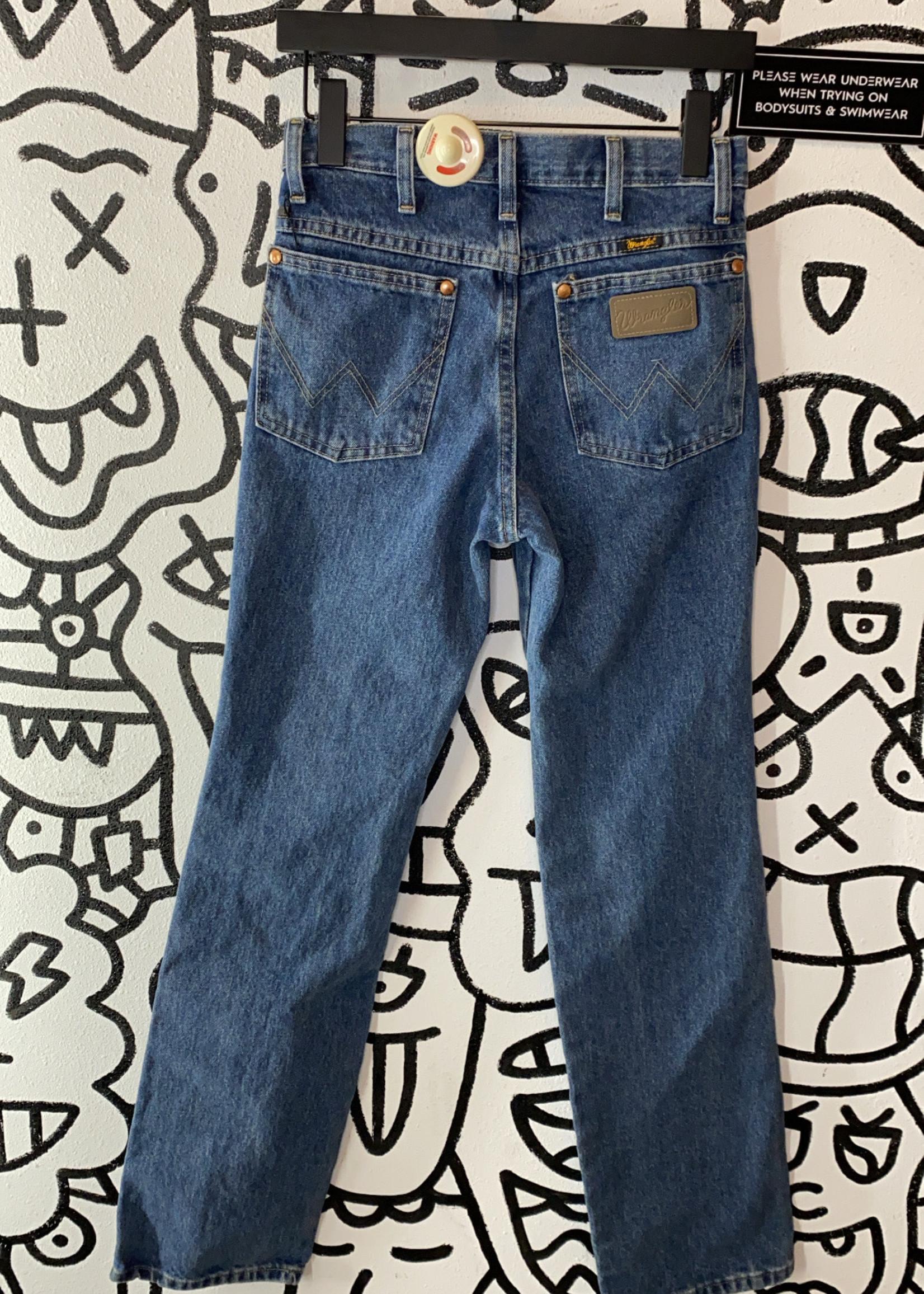 """Wrangler High Waisted Tall Jeans 26"""""""