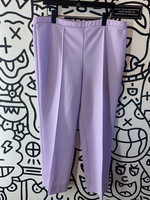 No Label Lavender Purple Stretch Pants 39""
