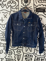 Diesel Vintage Dark Wash Denim Jacket M