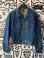 Lee Vintage Denim Button Down jacket L