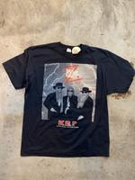 1990 Vintage ZZ Top Black Graphic Tee L