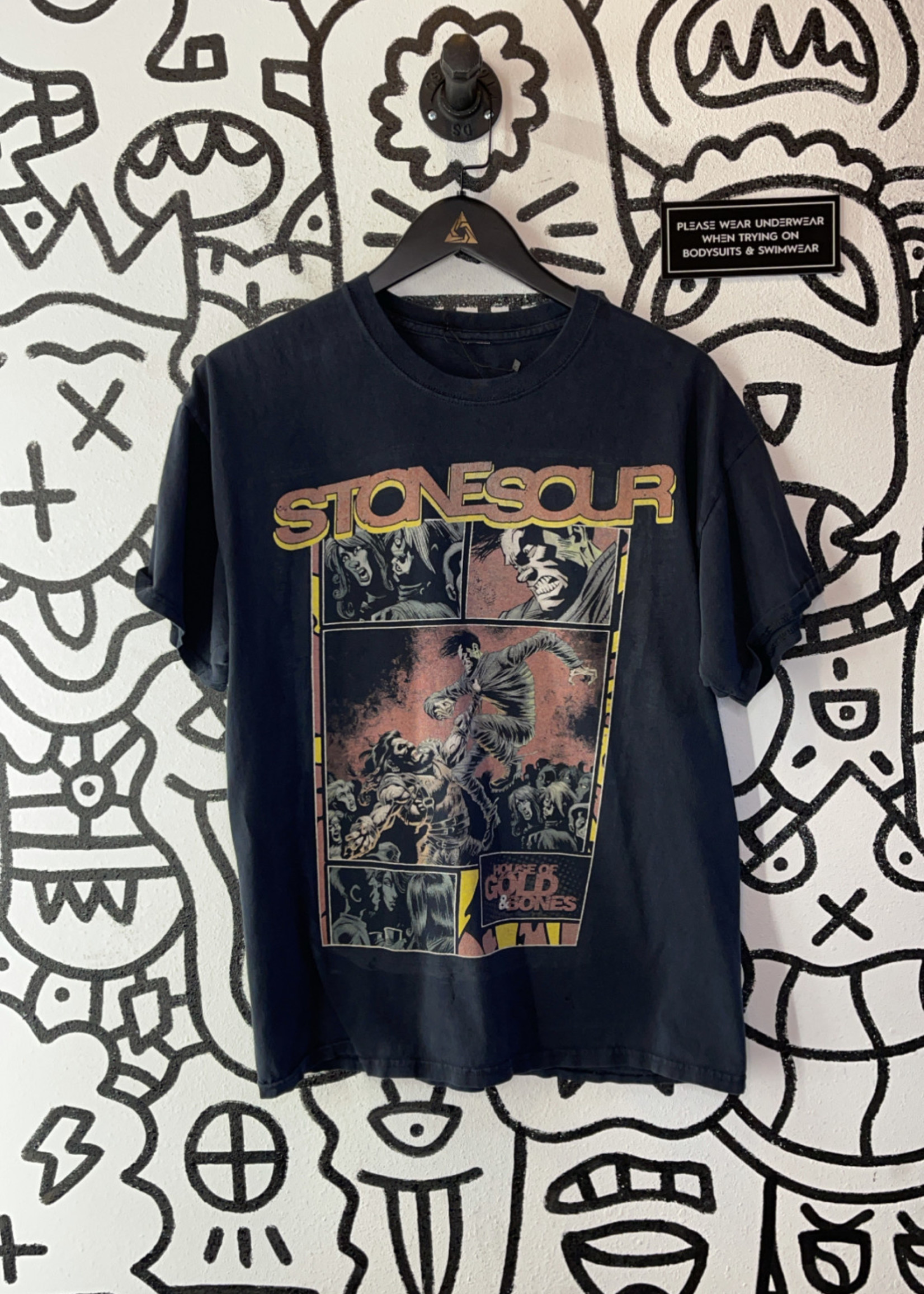 Black Stone Sour Shirt M