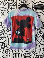 Vintage Mickey Mouse Tie Dye Tee S