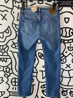 Toteme Straight light denim jeans 25