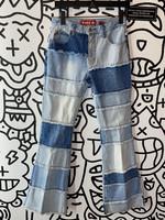 Zana Di Vintage Patchwork Jeans