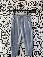Free People Light Blue Joggers XS 28""