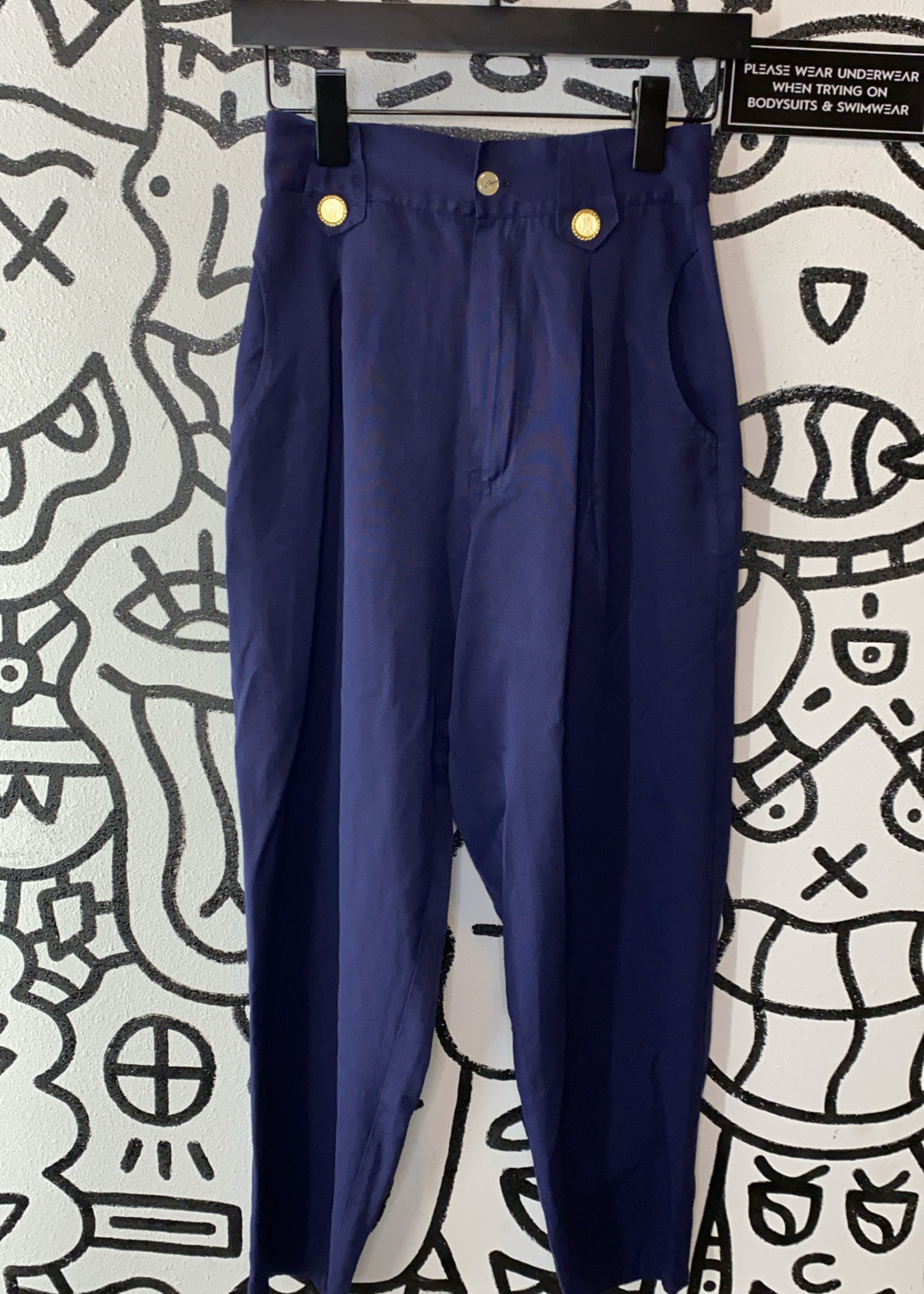 Studio Juniors Vintage Blue Pants 24""