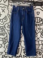 """John Galt Dark Wash Crop Jeans 26"""""""