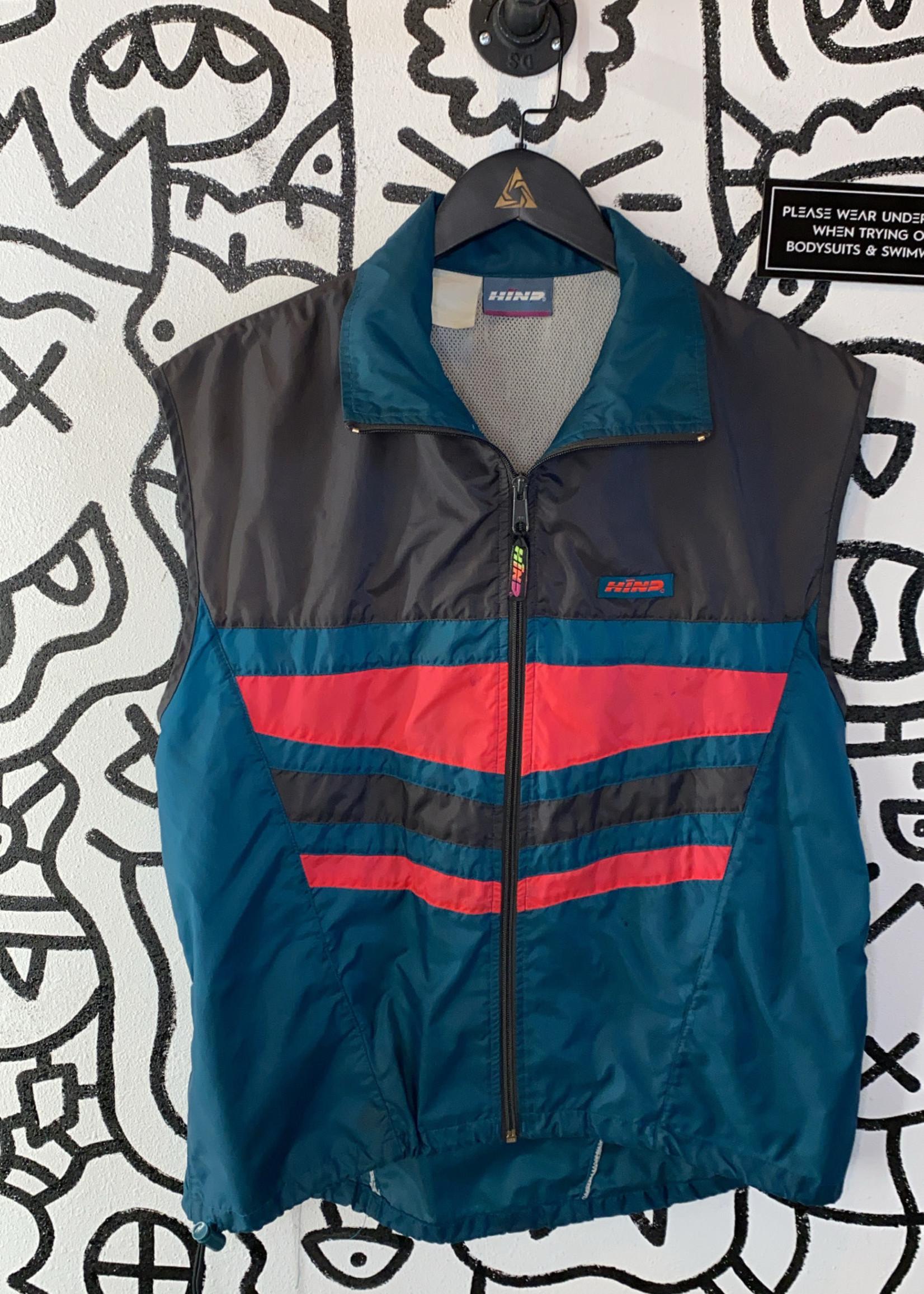Vintage Hind Polyester Vest M