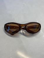Gucci 1480 Brown Sunglasses no case
