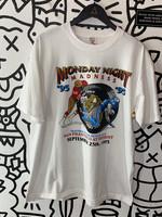 Monday Night Madness White SF v Lions White Tee XL