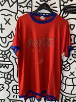 Vintage Red Coca Cola Thin Tee XXL