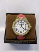 Michael Kors 'Camille' Diamond Pink Watch (Retail: $225)
