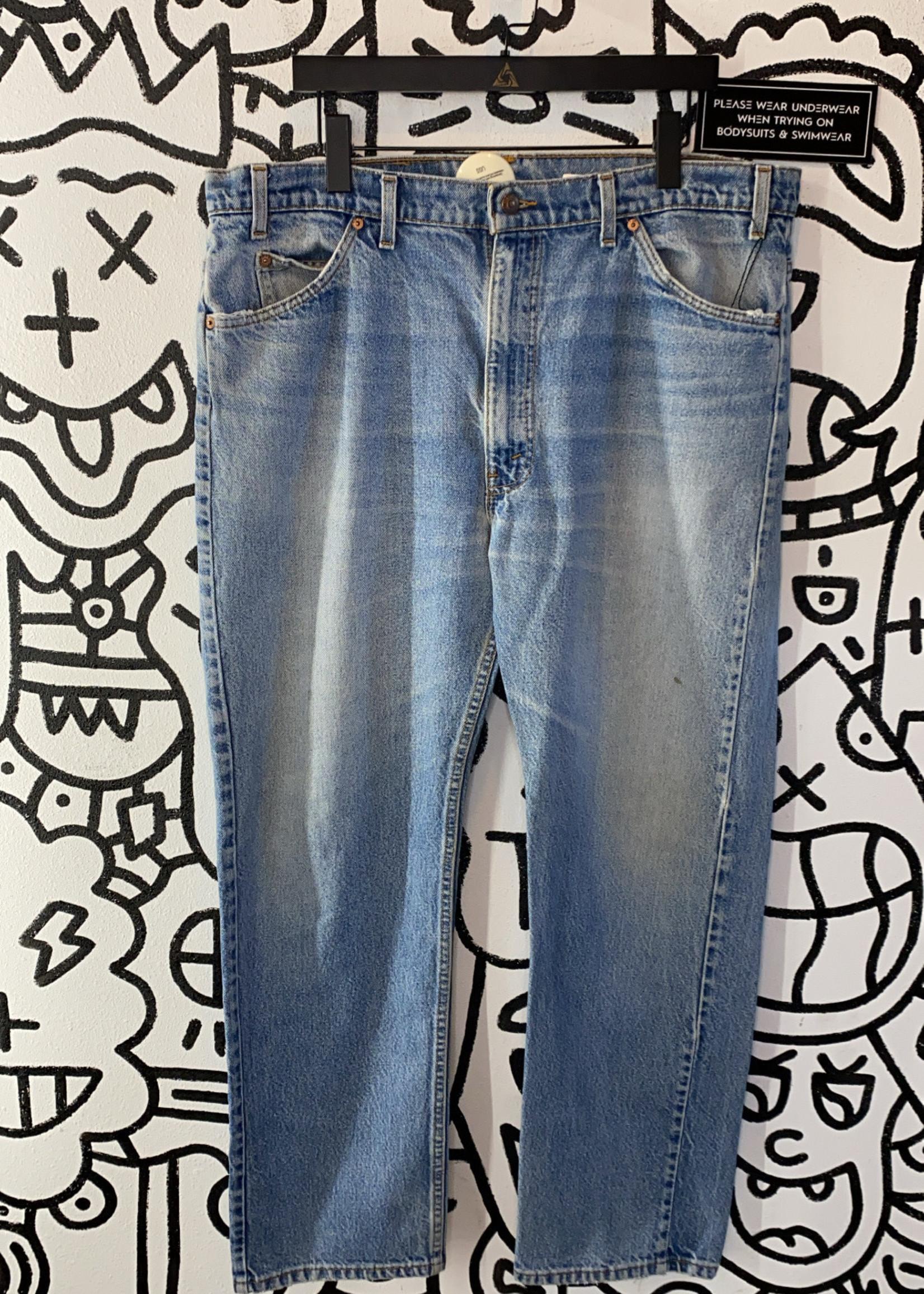 "Vintage '94 Levi's 505 Light Wash Jeans 40"""