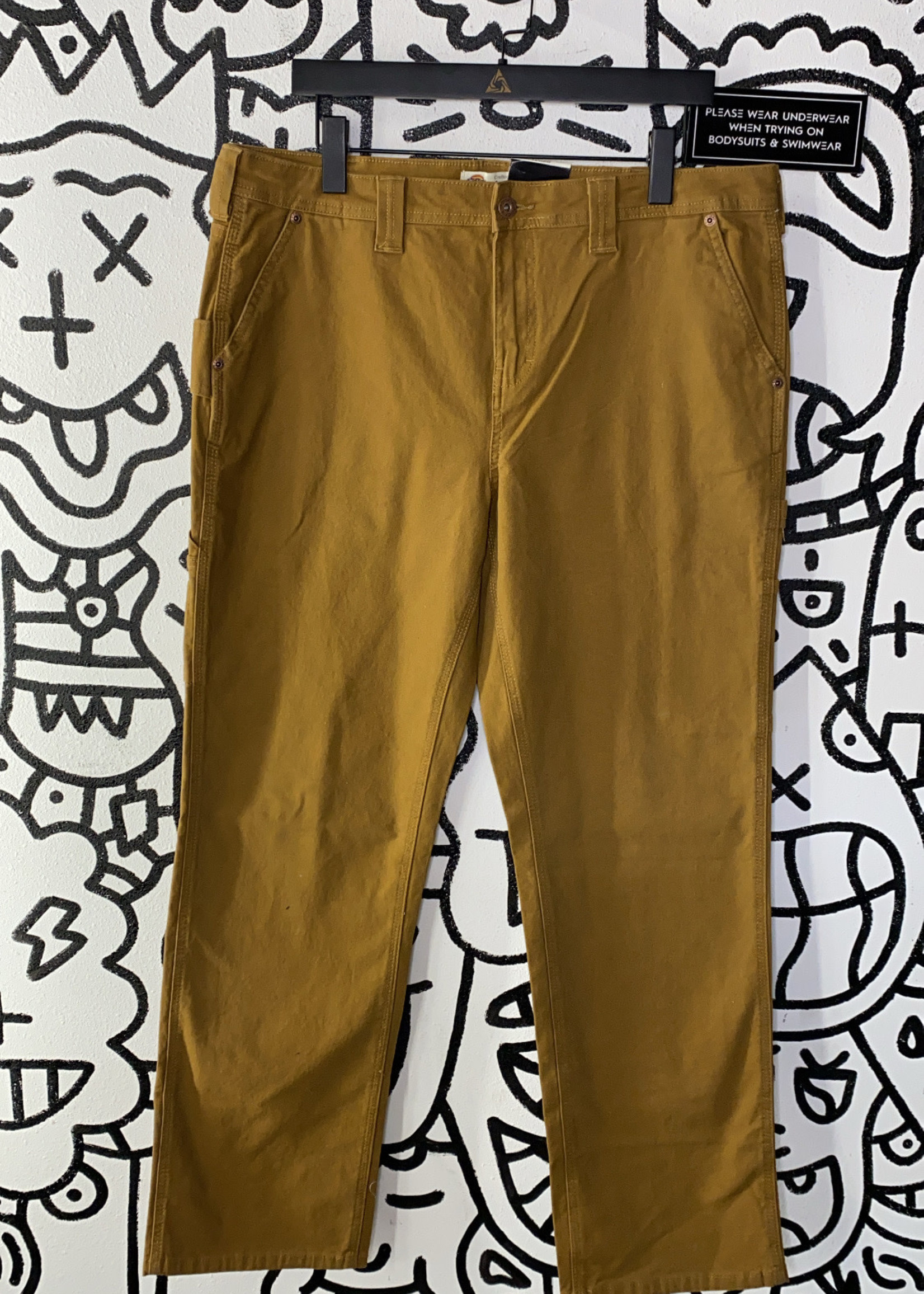 NWT Dickies Relaxed fit cargo jeans 12