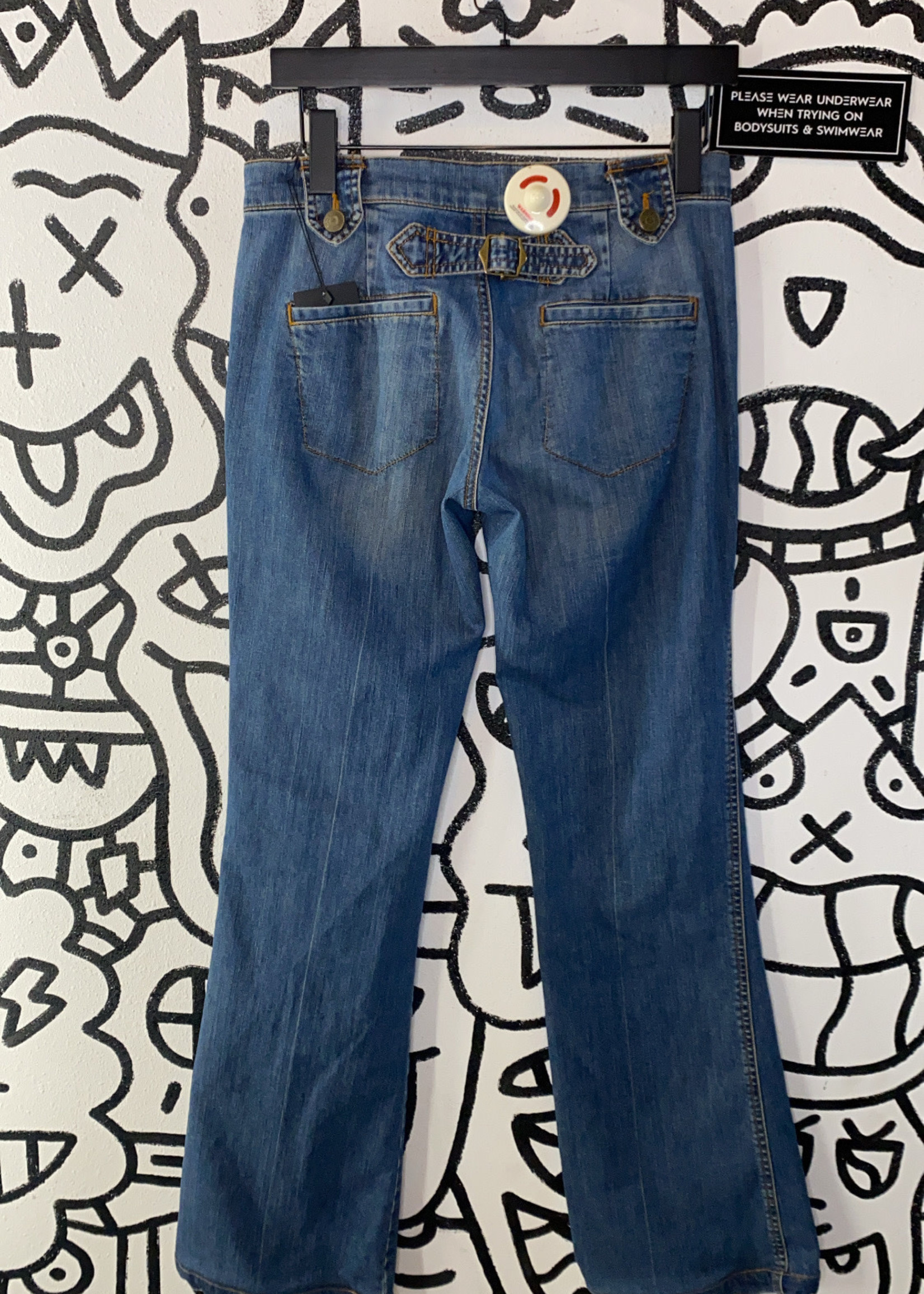 Marc Jacobs Y2K Flare Jeans 2