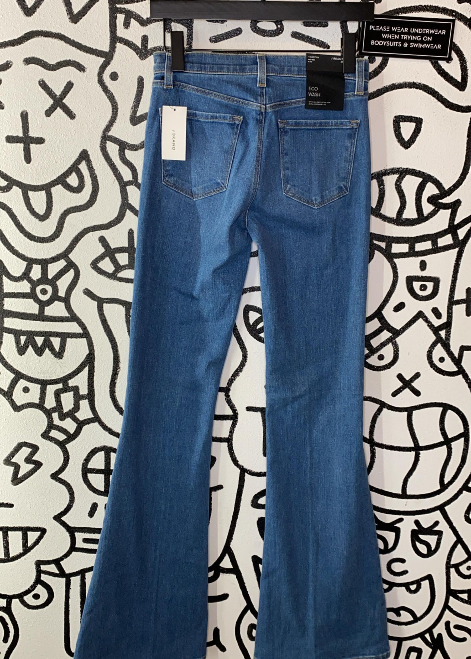 "NWT J Brand Regular Wash Flare Jeans 25"""