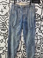 Nuovo vintage acid wash jeans 34