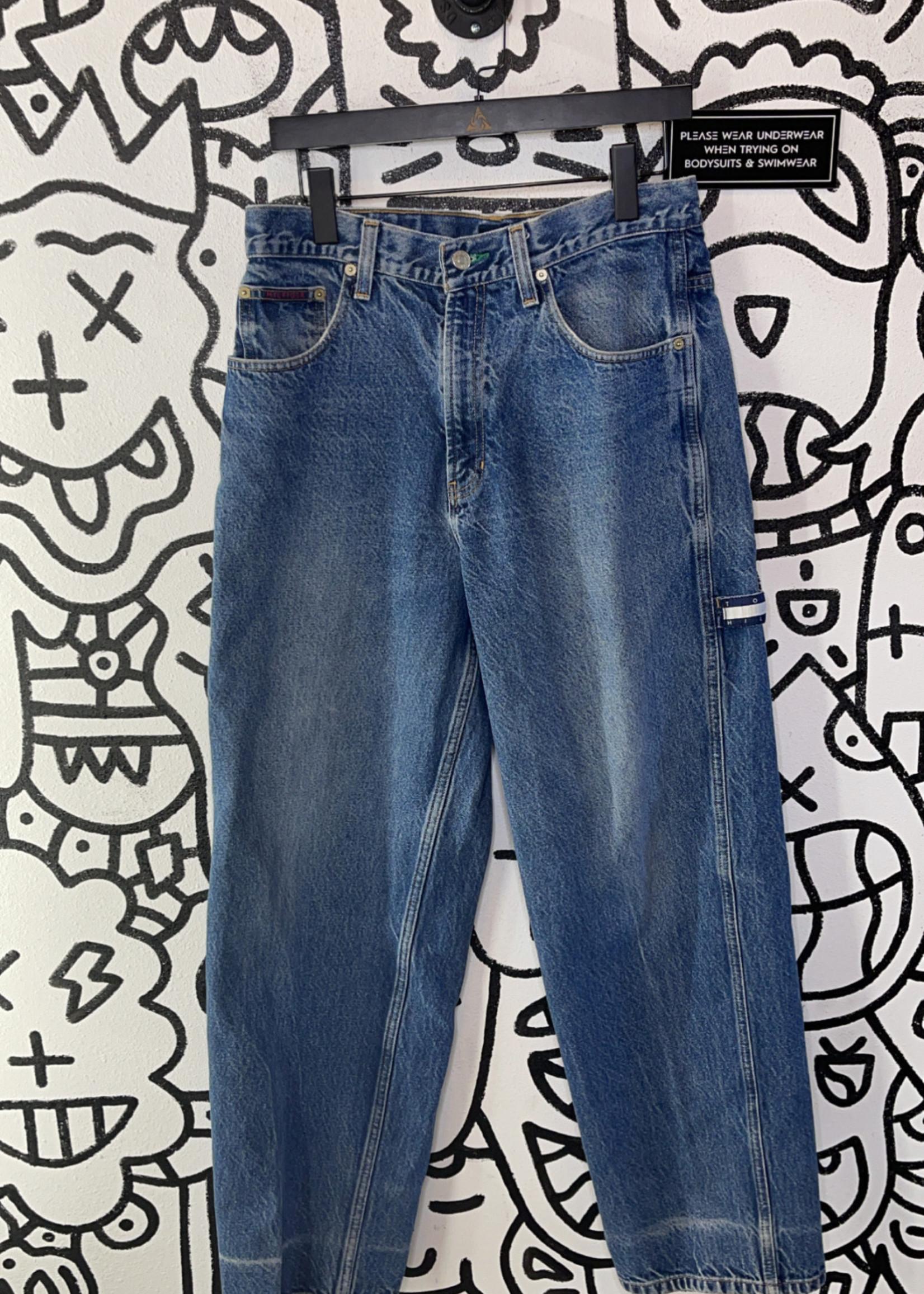 Vintage Tommy Jeans Cargo Jeans 31x32