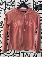 DKNY Active Y2K Pink Hoodie XS