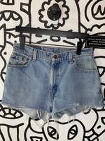 "Vintage Levi's Cutoff Shorts '98 29"" m"