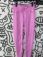 Year of Ours Tie Pink Leggings S (Retail: $100+)