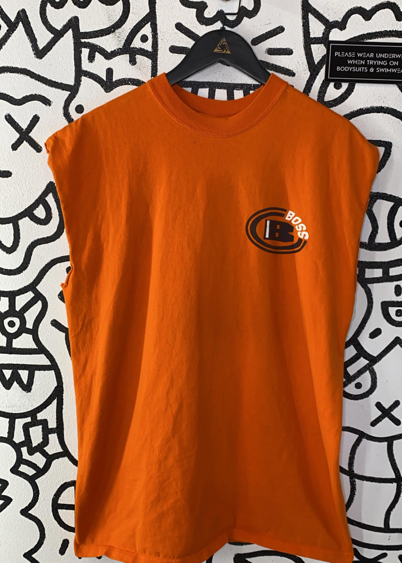 Vintage boss orange t shirt XL