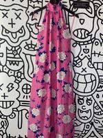 Yumi Kim Pink Halter Dress 4/S (Retail: $248)