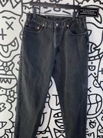 """Vintage Levi's '01 550 Black Jeans 36"""" x 30"""""""