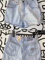 """Vintage '80s Levis Native Blue Shorts 24"""" XS"""
