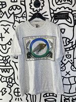 vintage the way to a mans heart tee XL