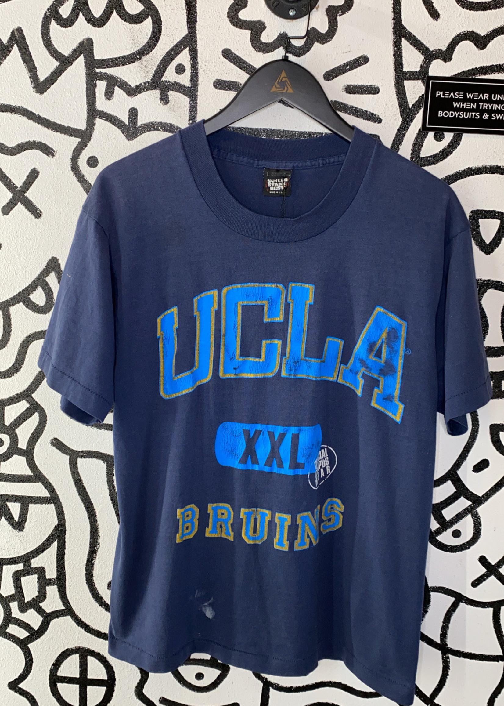 Vintage Navy Blue UCLA XXL Shirt L