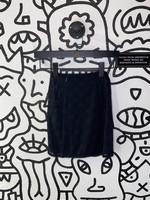 For Love & Lemons Black Lace Skirt XS