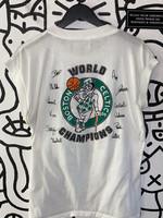 Vintage Boston Celtics Sweet 16 White Tank XL