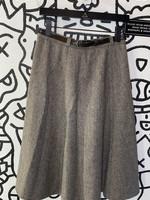 Glance Bond Vintage Wool Skirt S