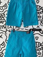 Vintage Ozark mountain teal mid shorts 26