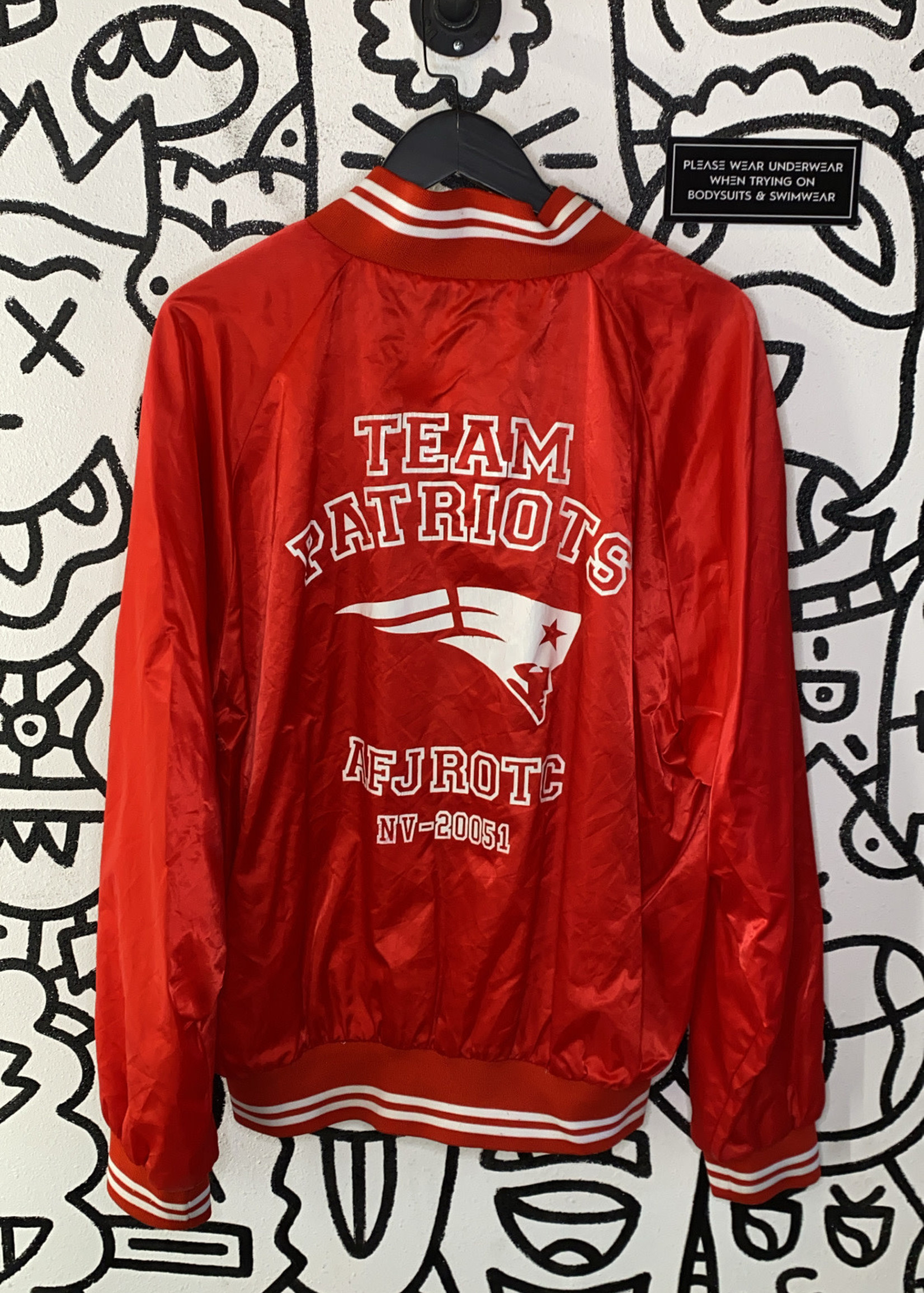 Vintage Liberty Highschool Red Jacket XL