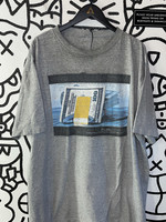 Vintage Fubu Gray $100 Bill Tee As Is XXL