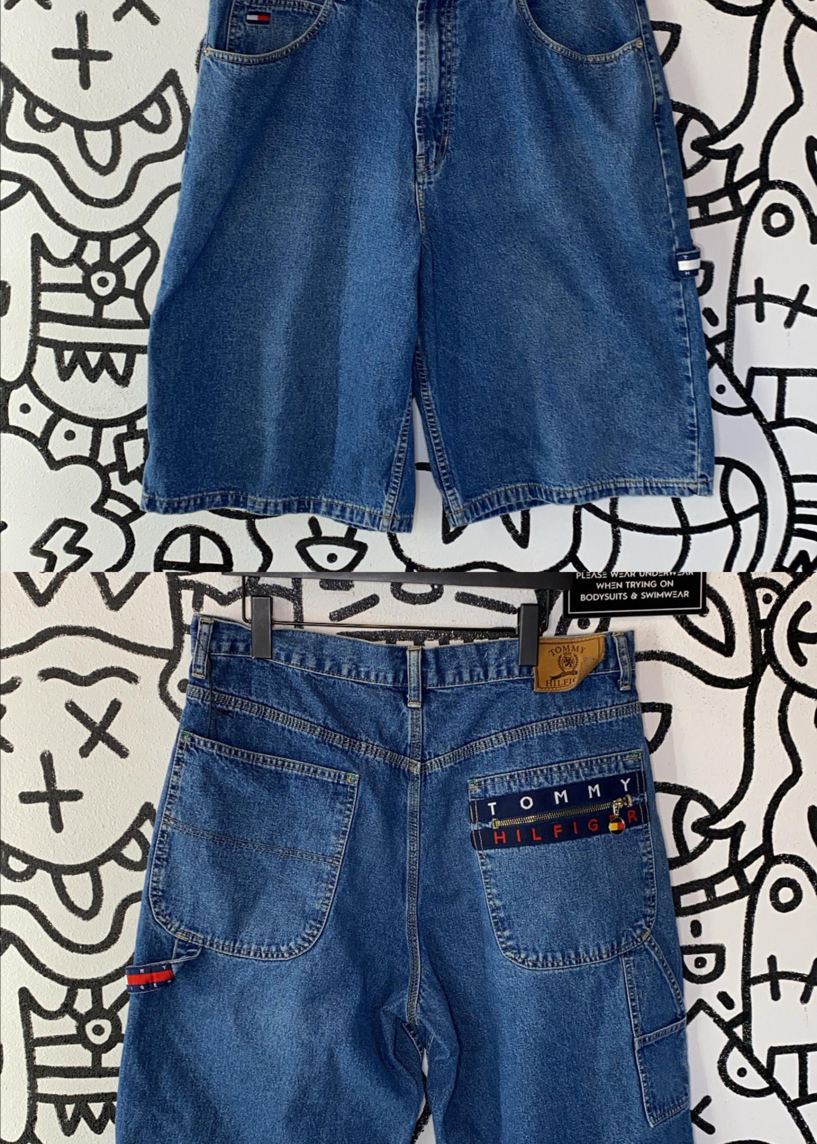 """Tommy Hilfiger Vintage Jean Shorts 36""""/L"""