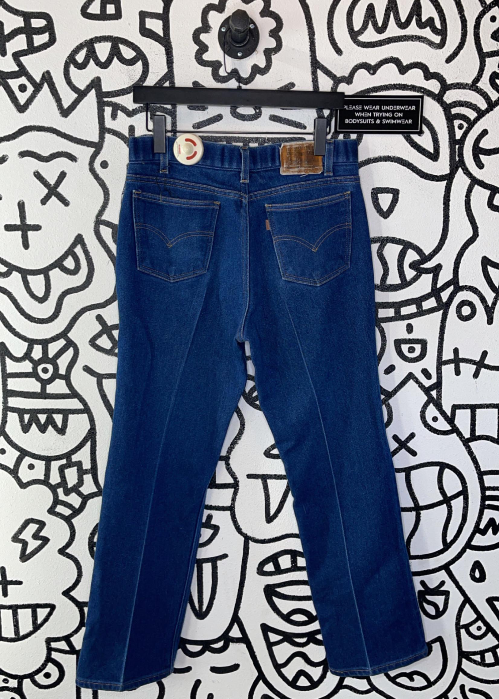 "Vintage Levi's Brown Tab '99 Boot Cut Jeans 34"" x 30"""